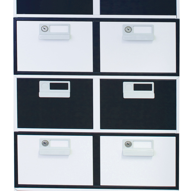 Bisley Office Card Index Storage