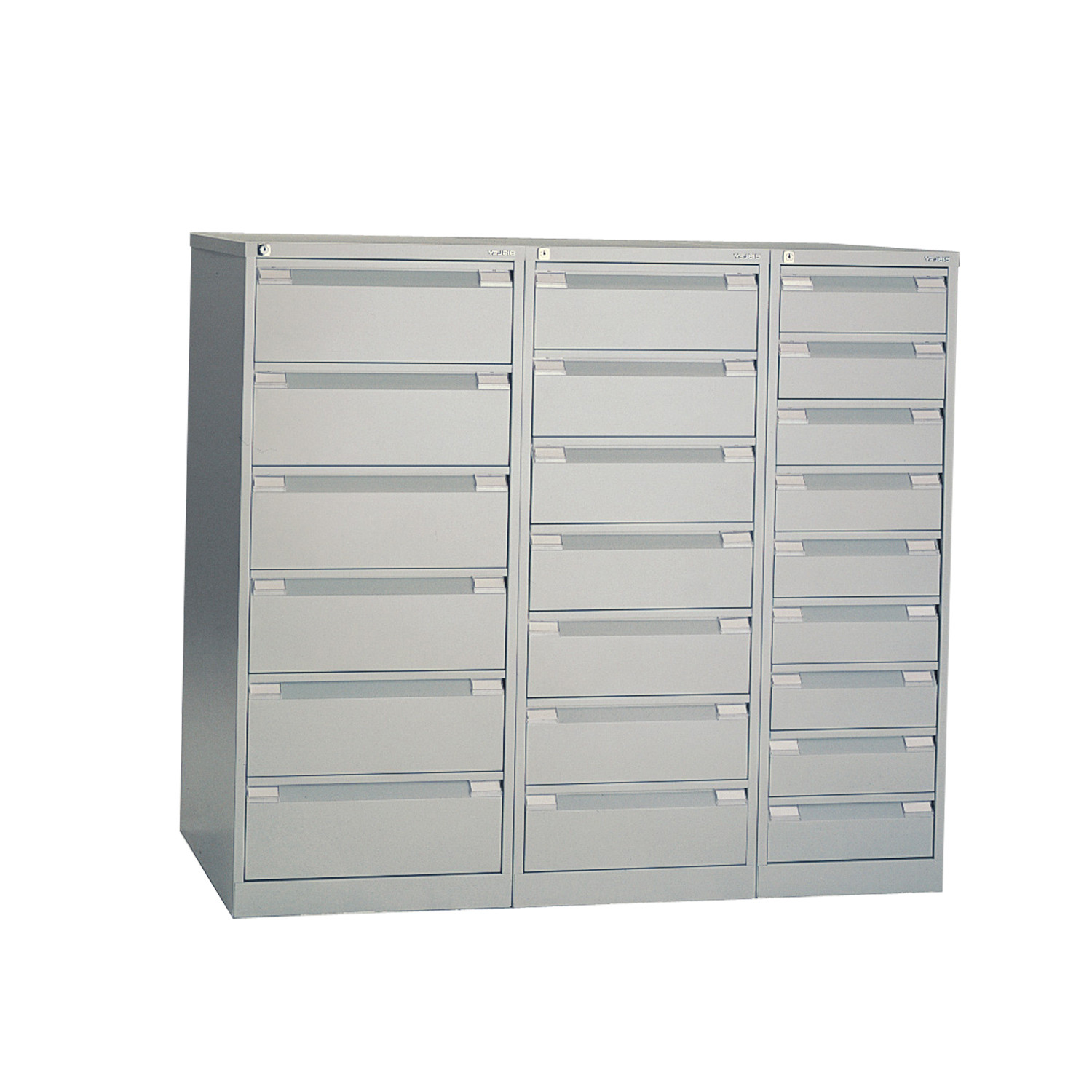 Bisley Card Filing Cabinets