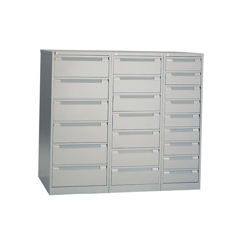 Bisley Card Filing Cabinets