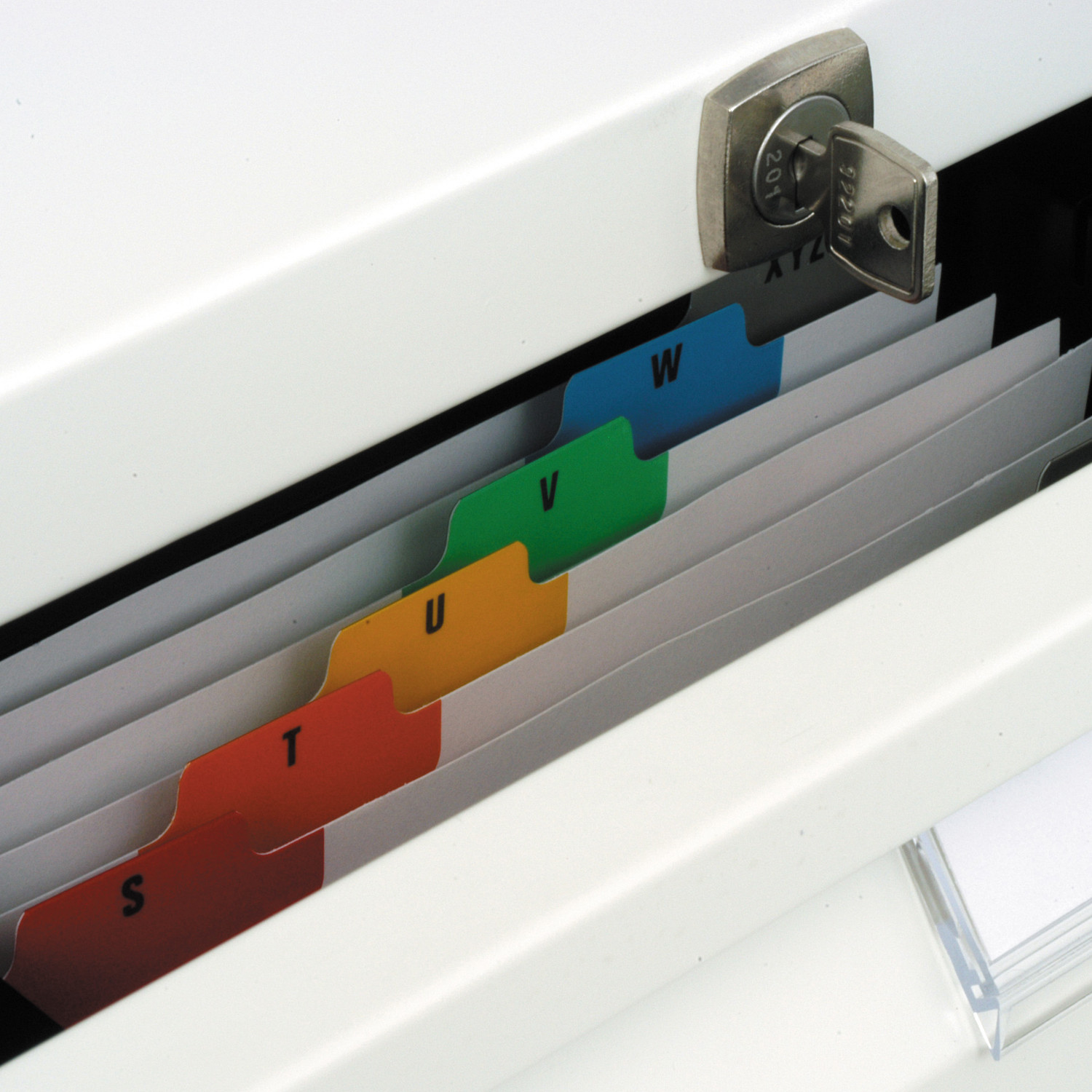 Card Filing B85 and B96 Cabinets Interlocks
