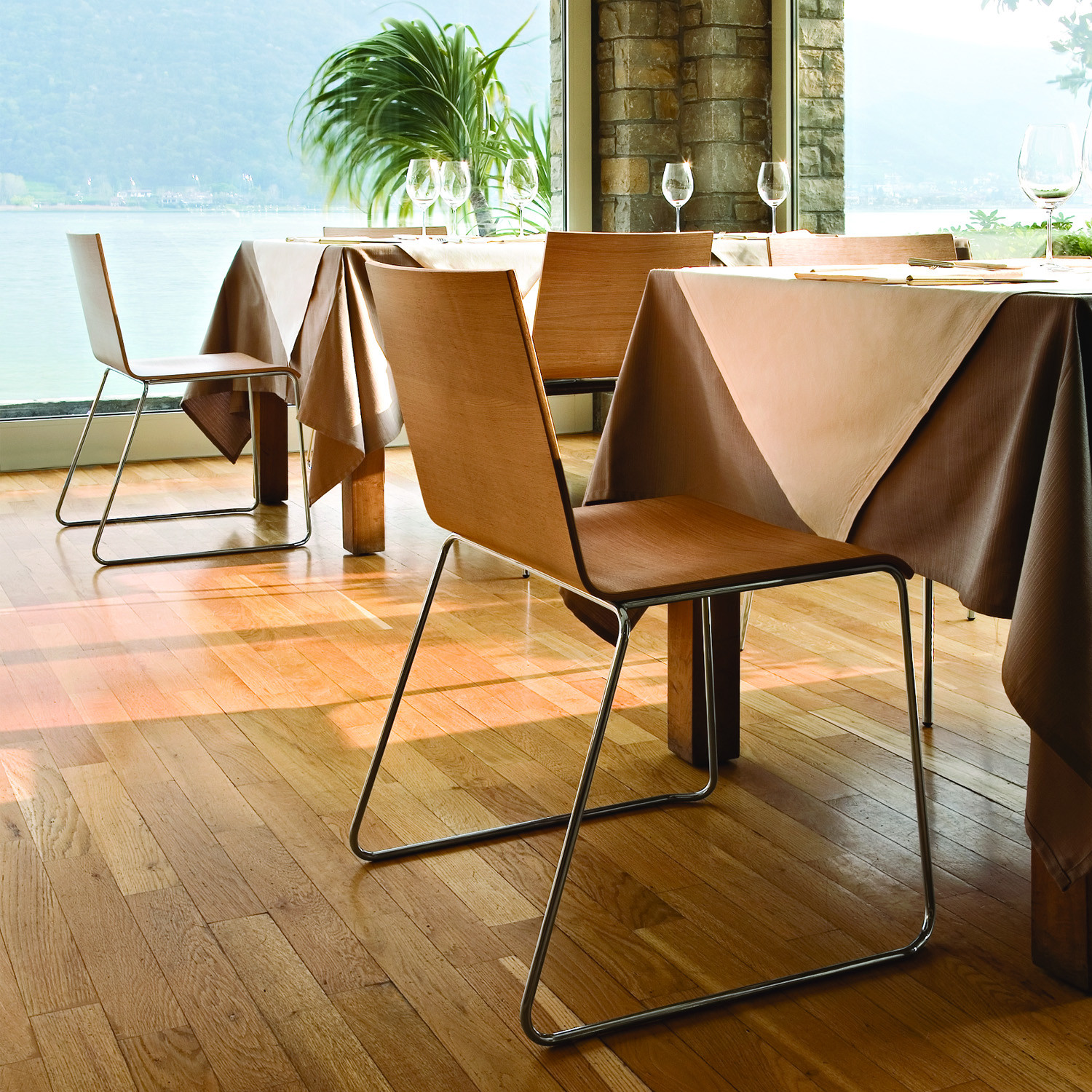 Casablanca Multipurpose Chairs by Apres Furniture
