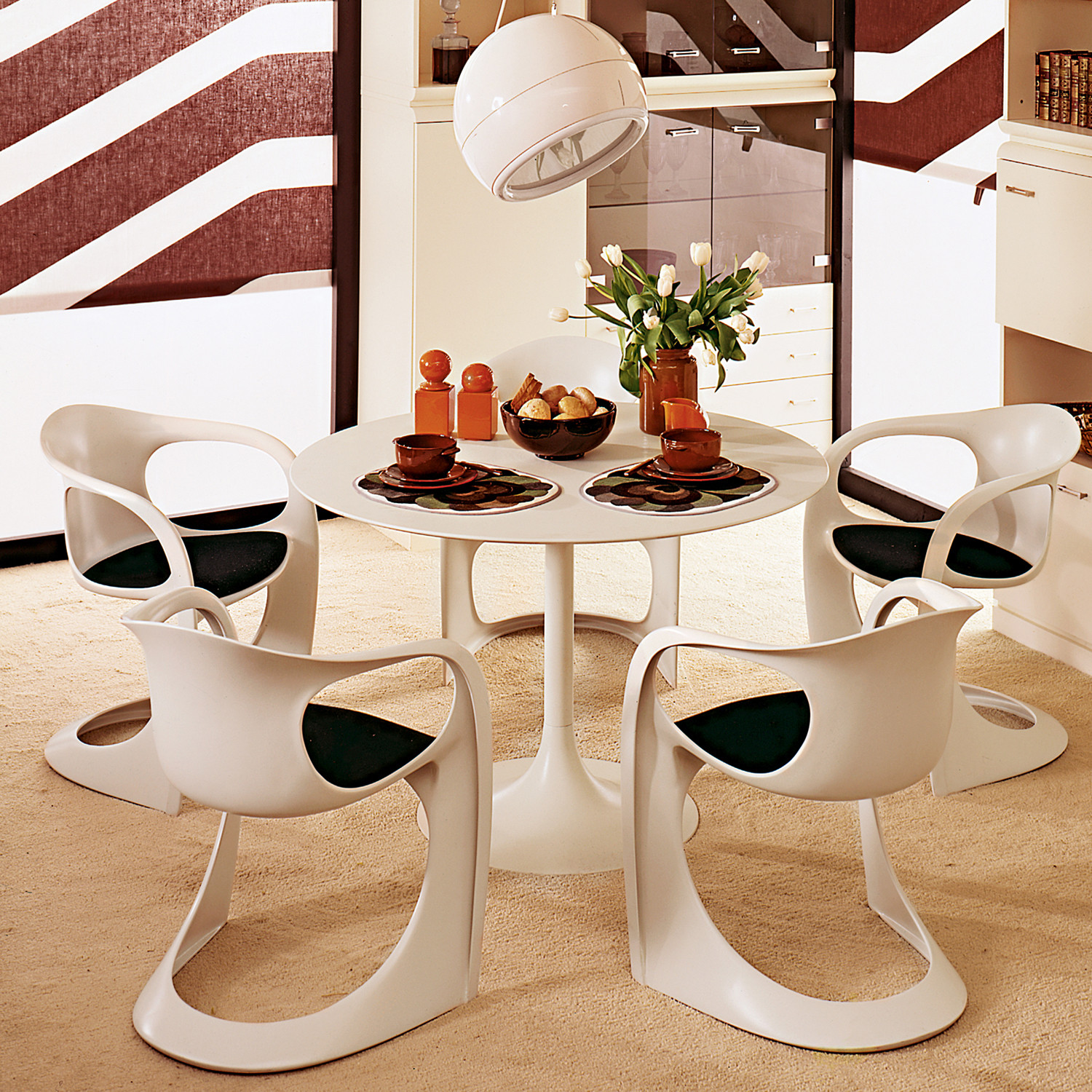 Casalino 2007 Chairs by Casala
