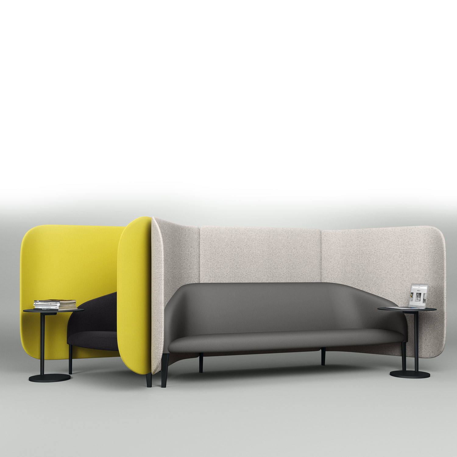 Cellular Lounge Seating Cells