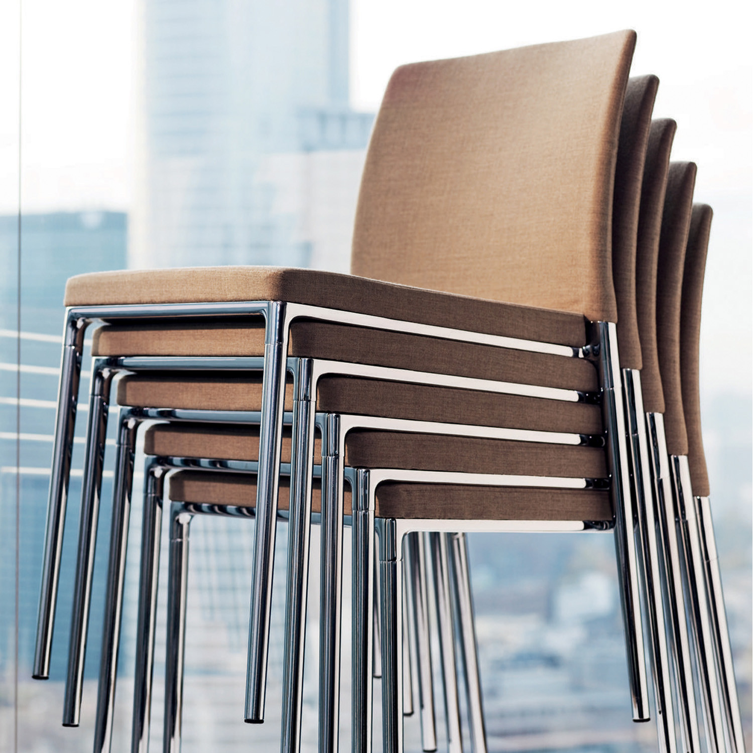Ceno Stackable Chairs