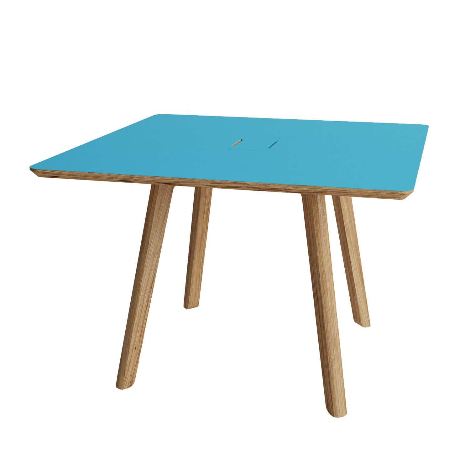 Centro Rectangular High Table
