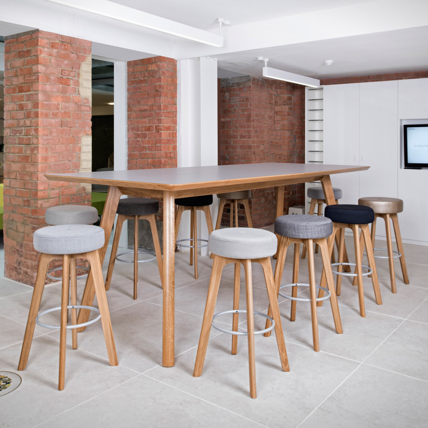 Centro High Stools from Connection