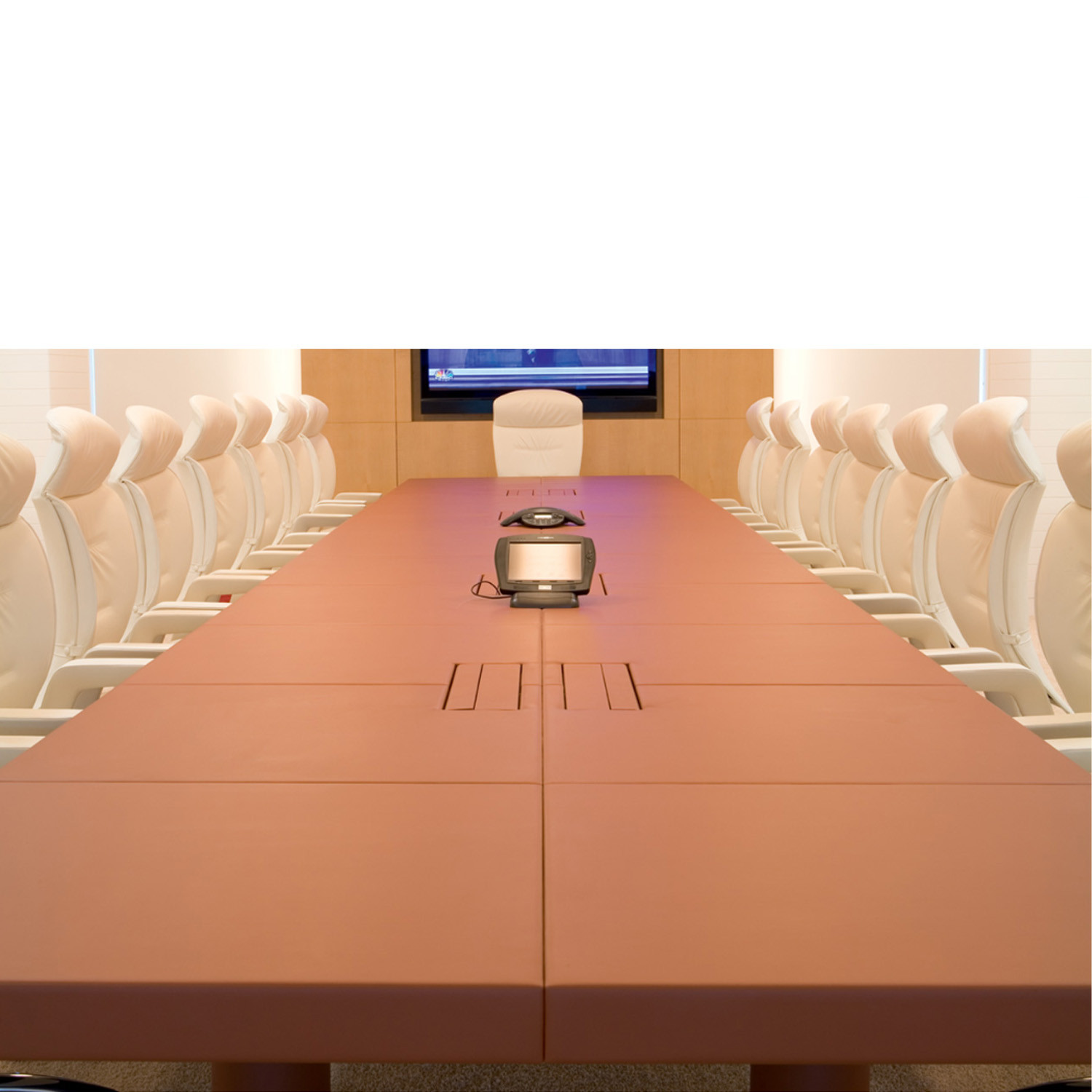 CEO Cube Boardroom Table