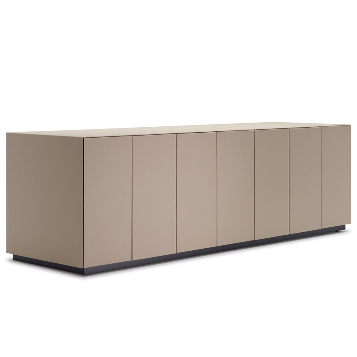 CEO Cube Office Storage Cabinet by Poltrona Frau