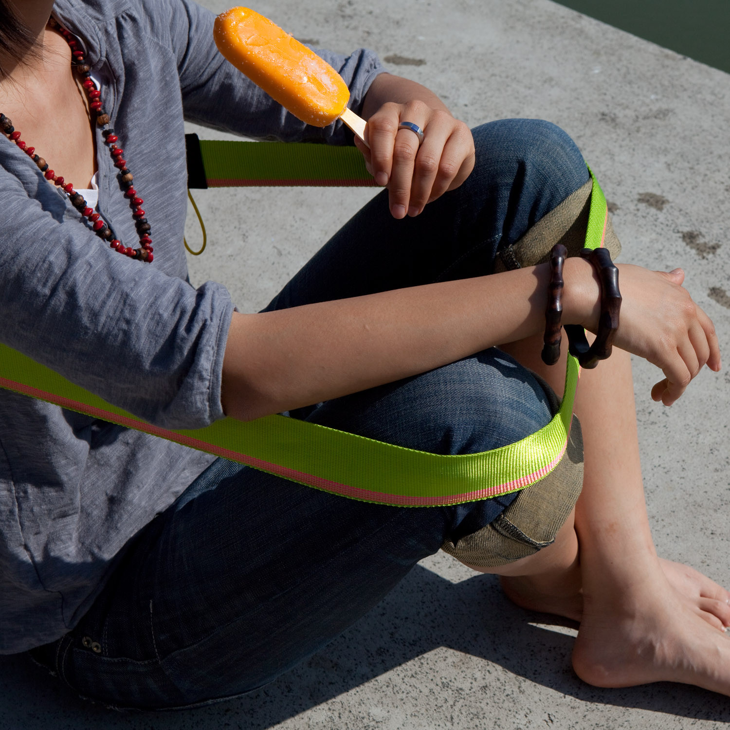Chairless Sitting Strap