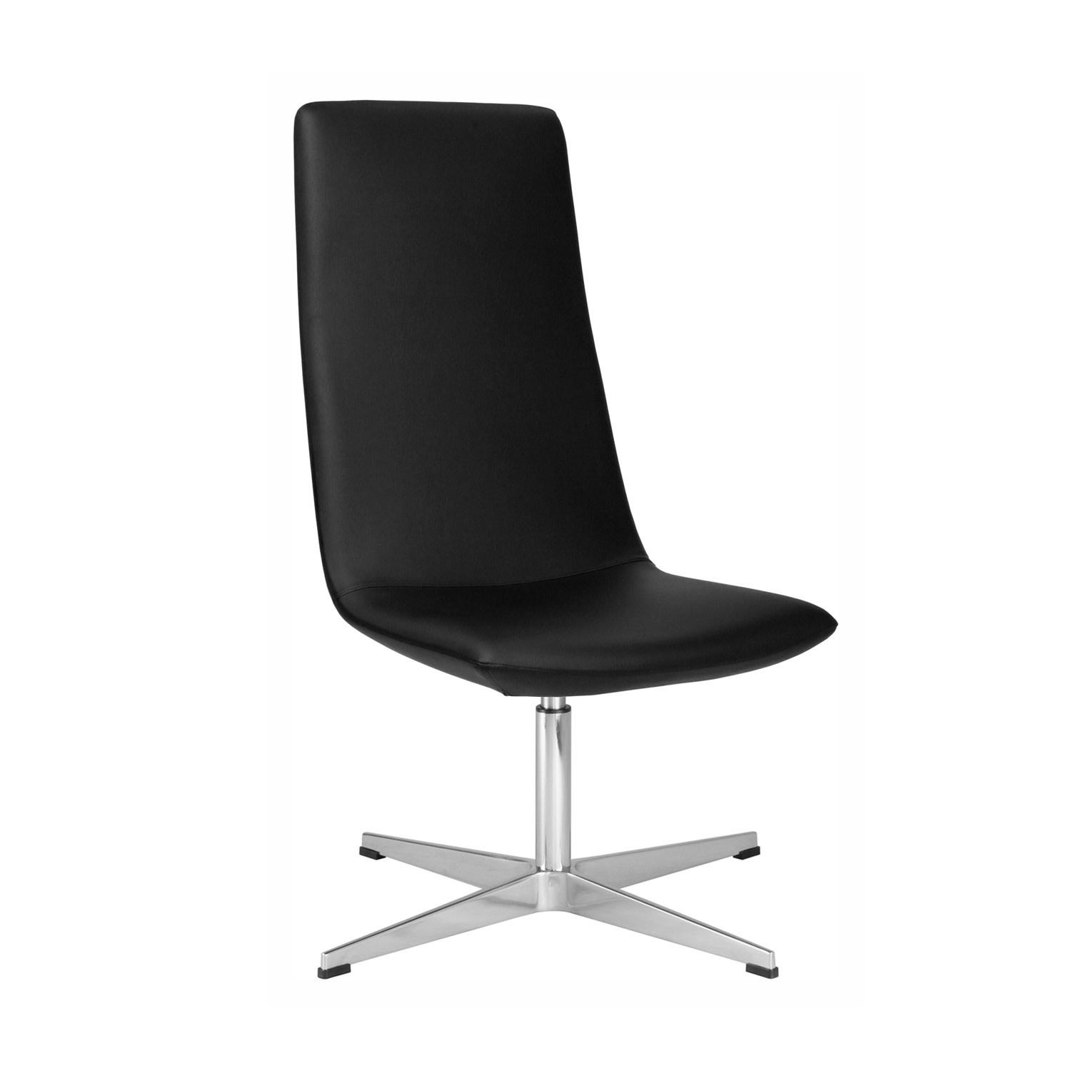 Chique High Back Swivel Lounge Chair