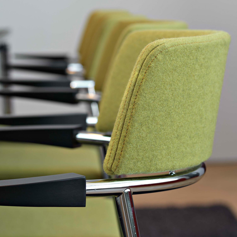 Cirkum Chair Upholstery Detail