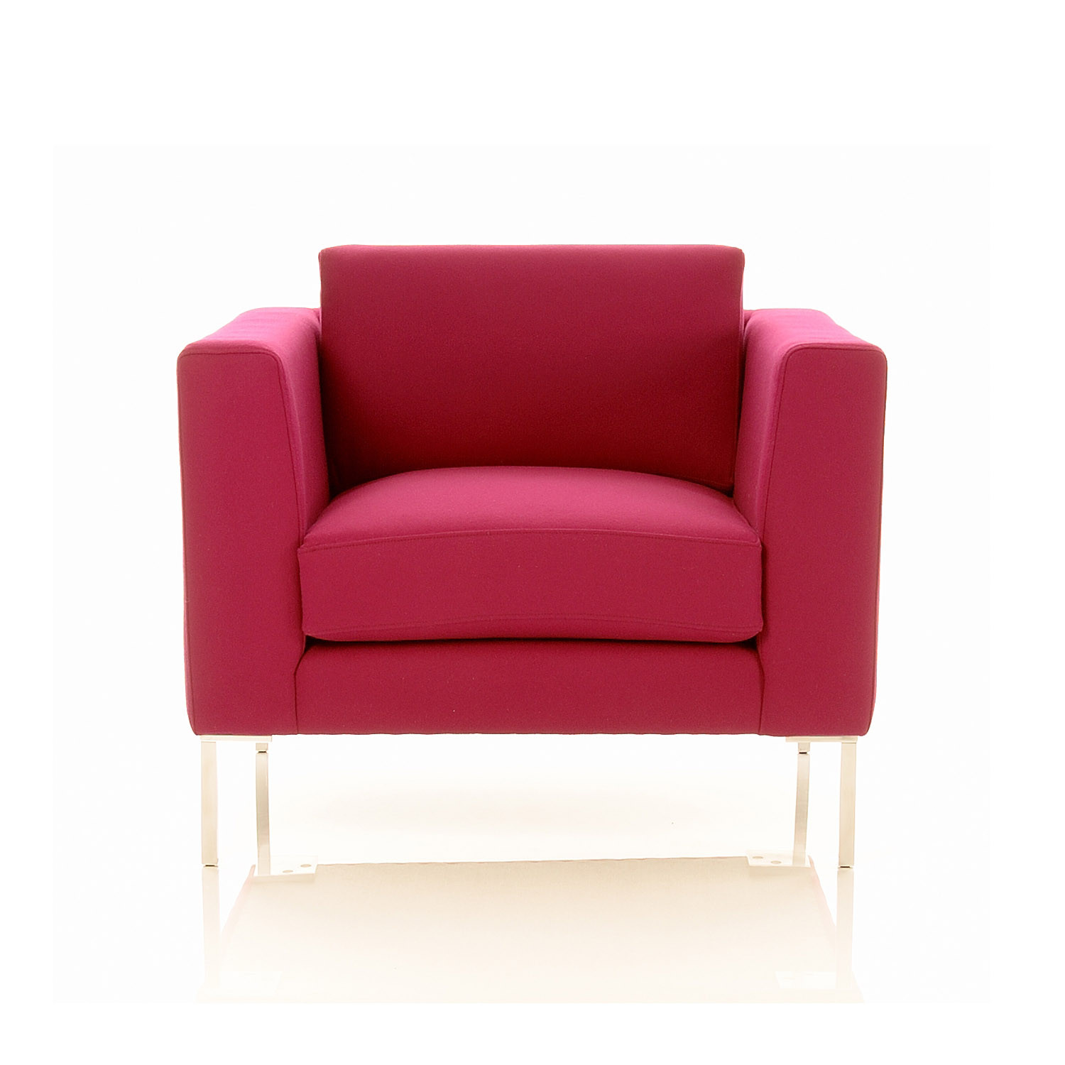 Clarence Armchair Front View