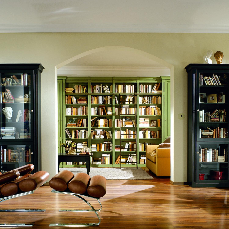 Paschen Custom Made Libraries