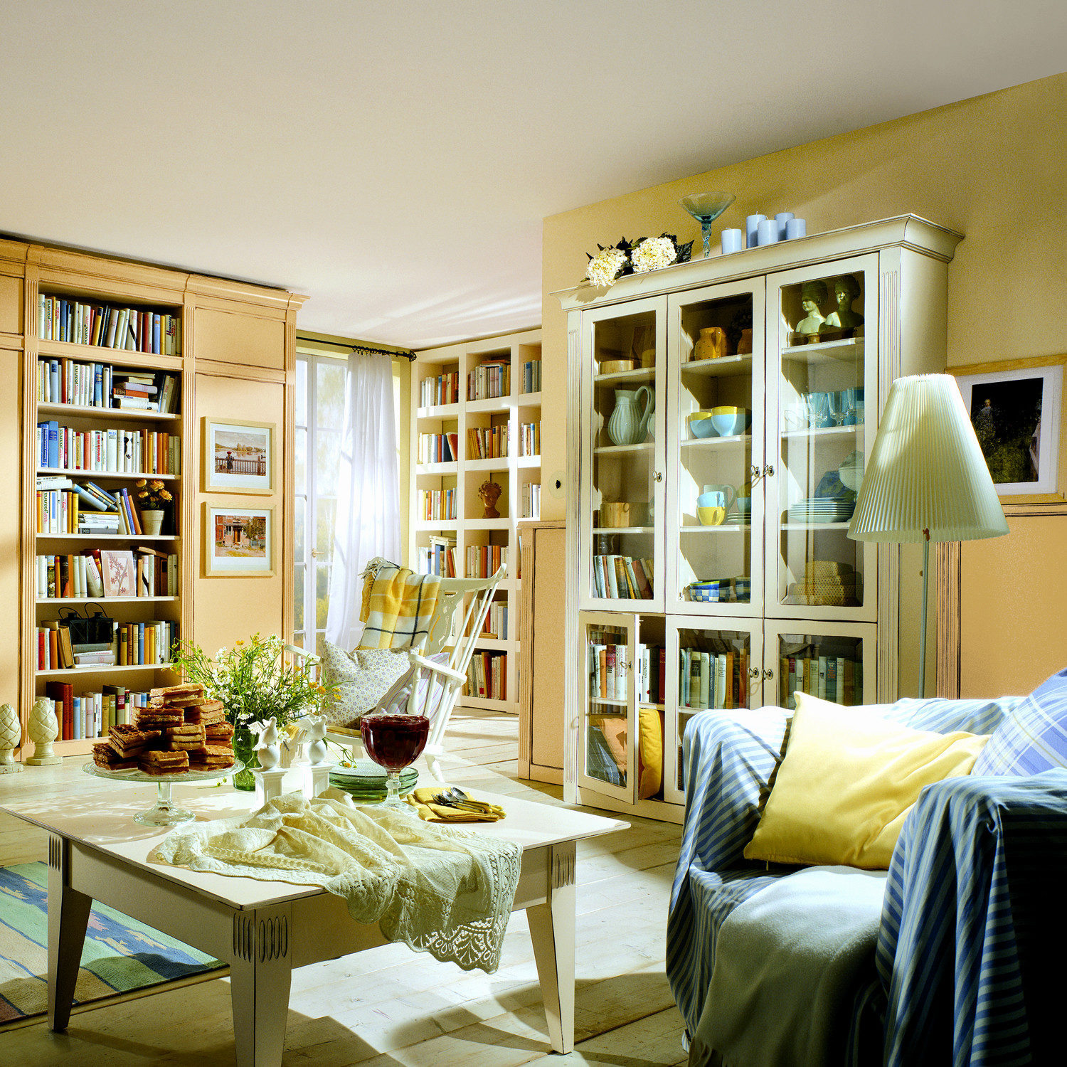 Bespoke Design Classic Library