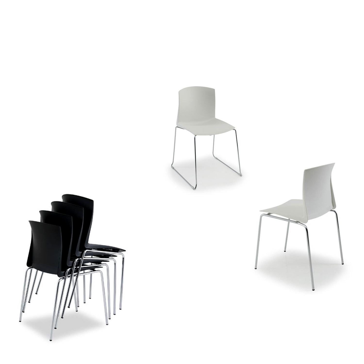 Clip Chair by Forma 5