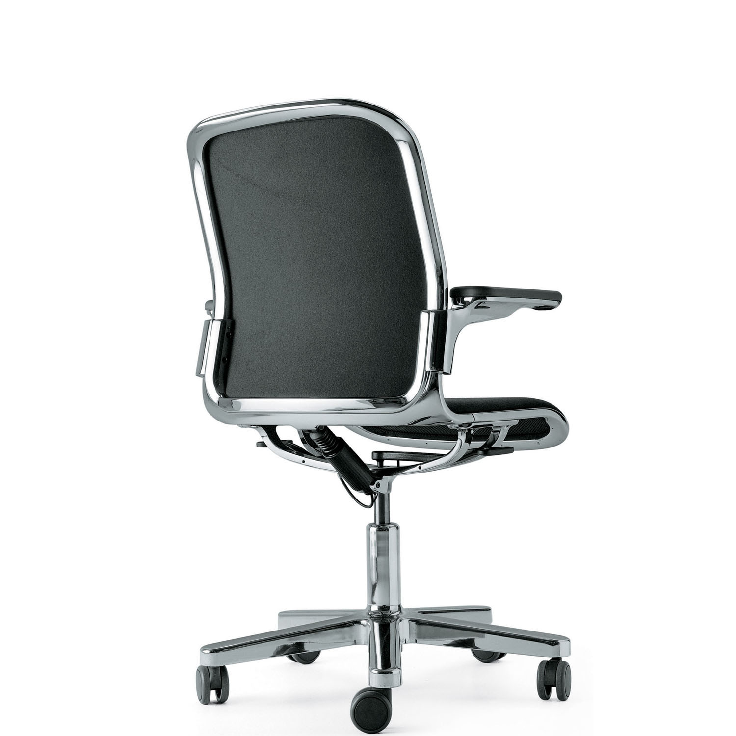 Cloud Ergonomic Task Chair Rear