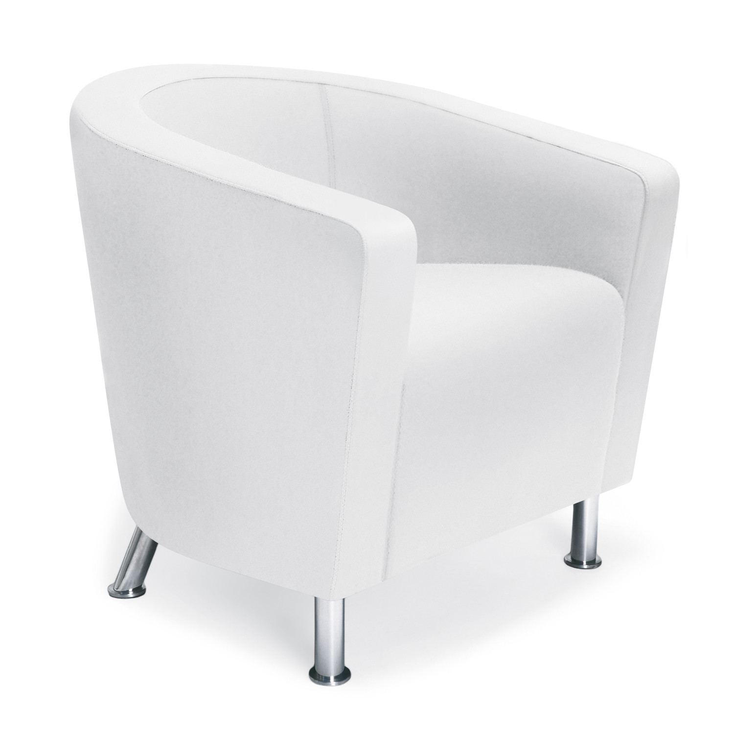 City Club Reception Tub Chair from Dauphin