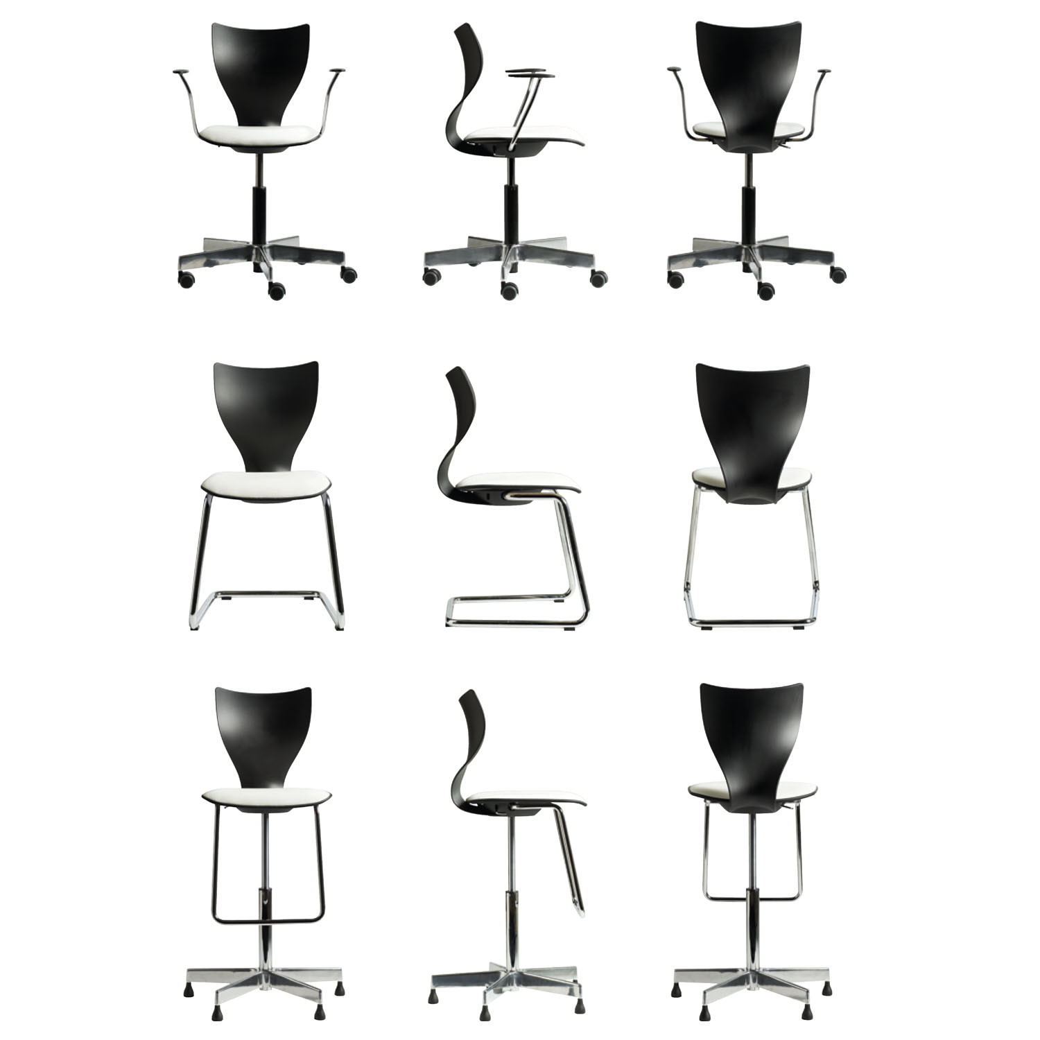 Cobra Swivel Chairs