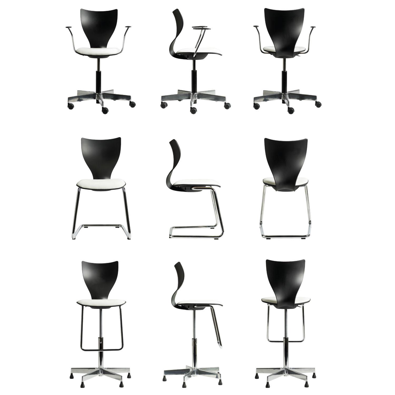 Cobra Swivel Chairs