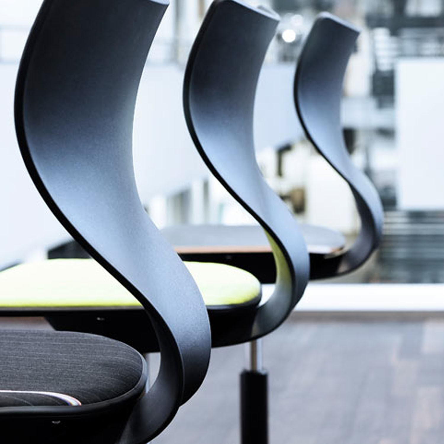 Cobra Swivel Chairs by Labofa