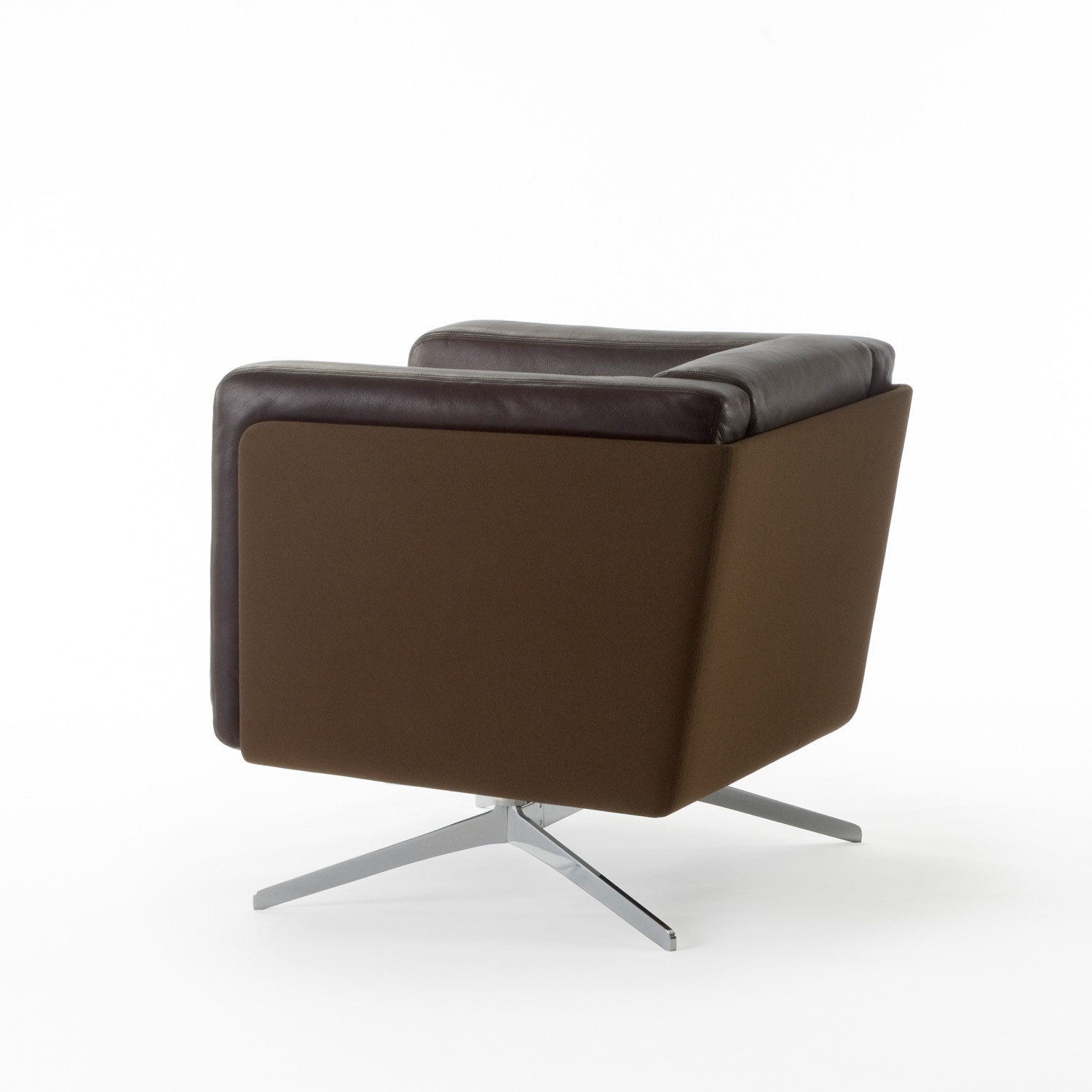 Coco Lounge Armchair Rear from Rossin