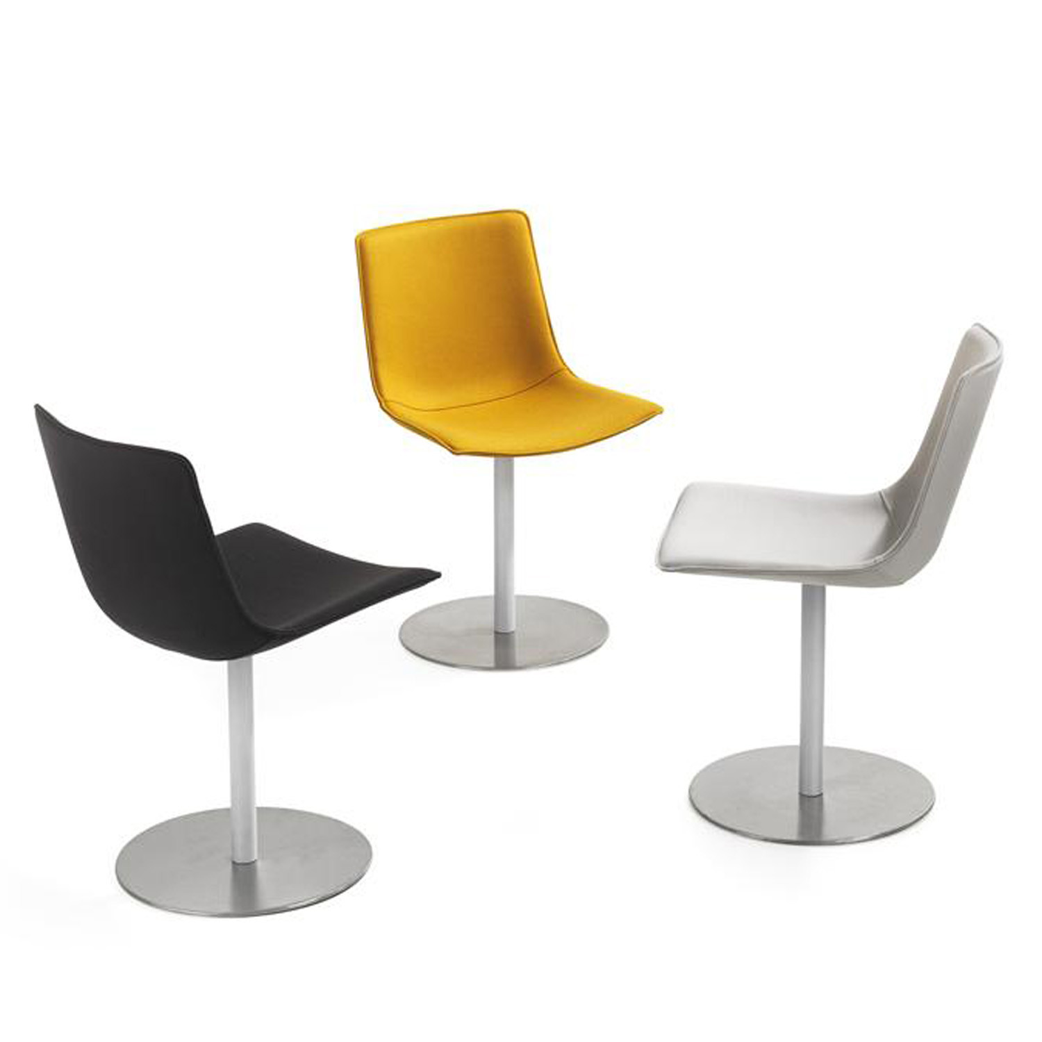 Comet Sport Chairs on Pedestal Base