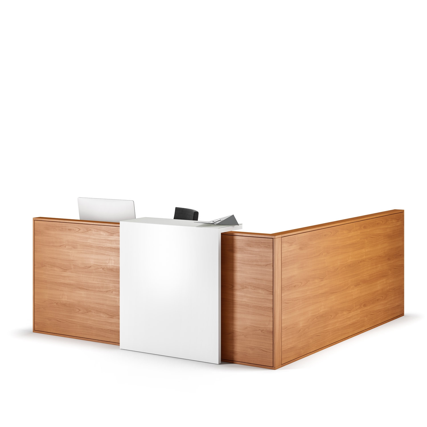 Conceptu Corner Reception Desk