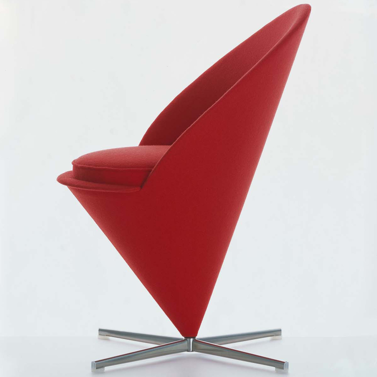 Cone Swivel Chair