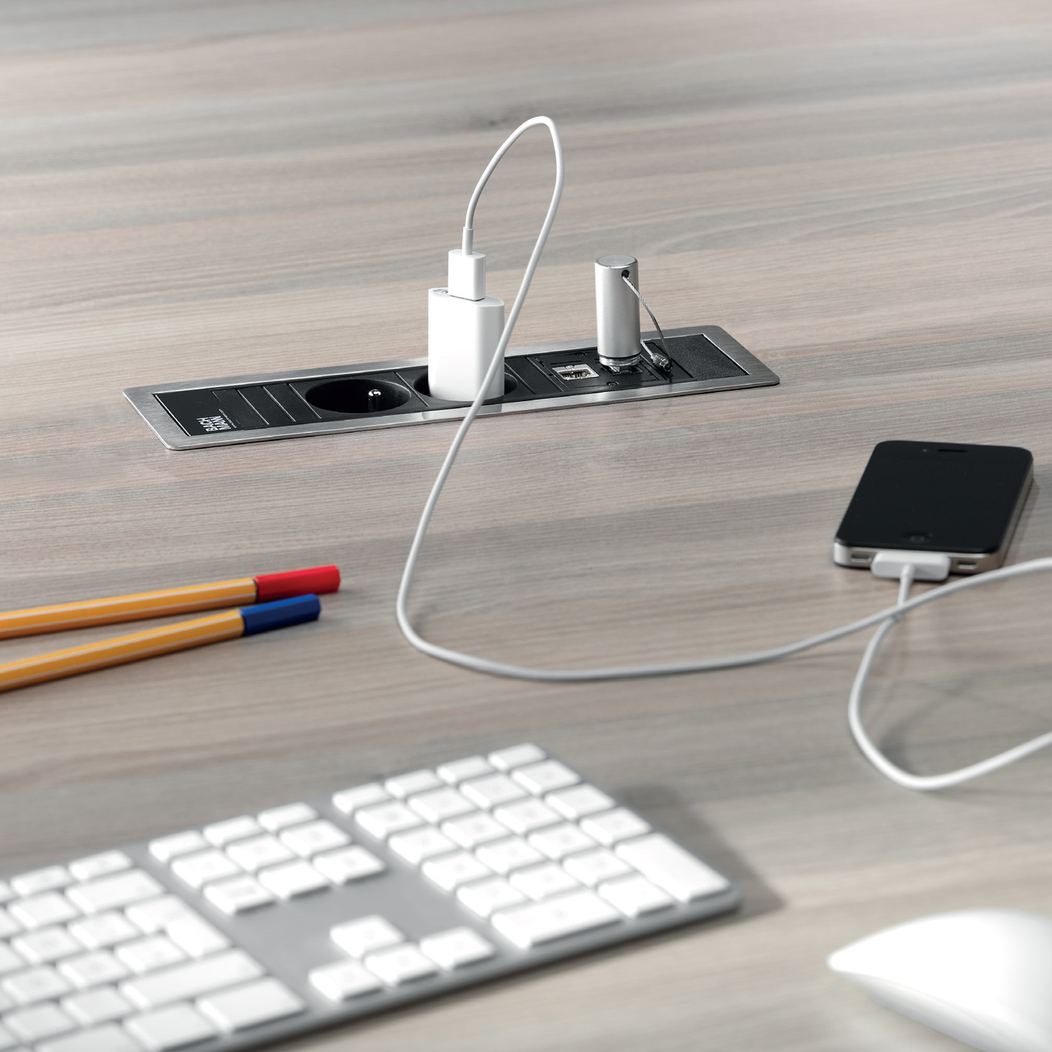 Conference Table Power And Data Modules Apres Furniture