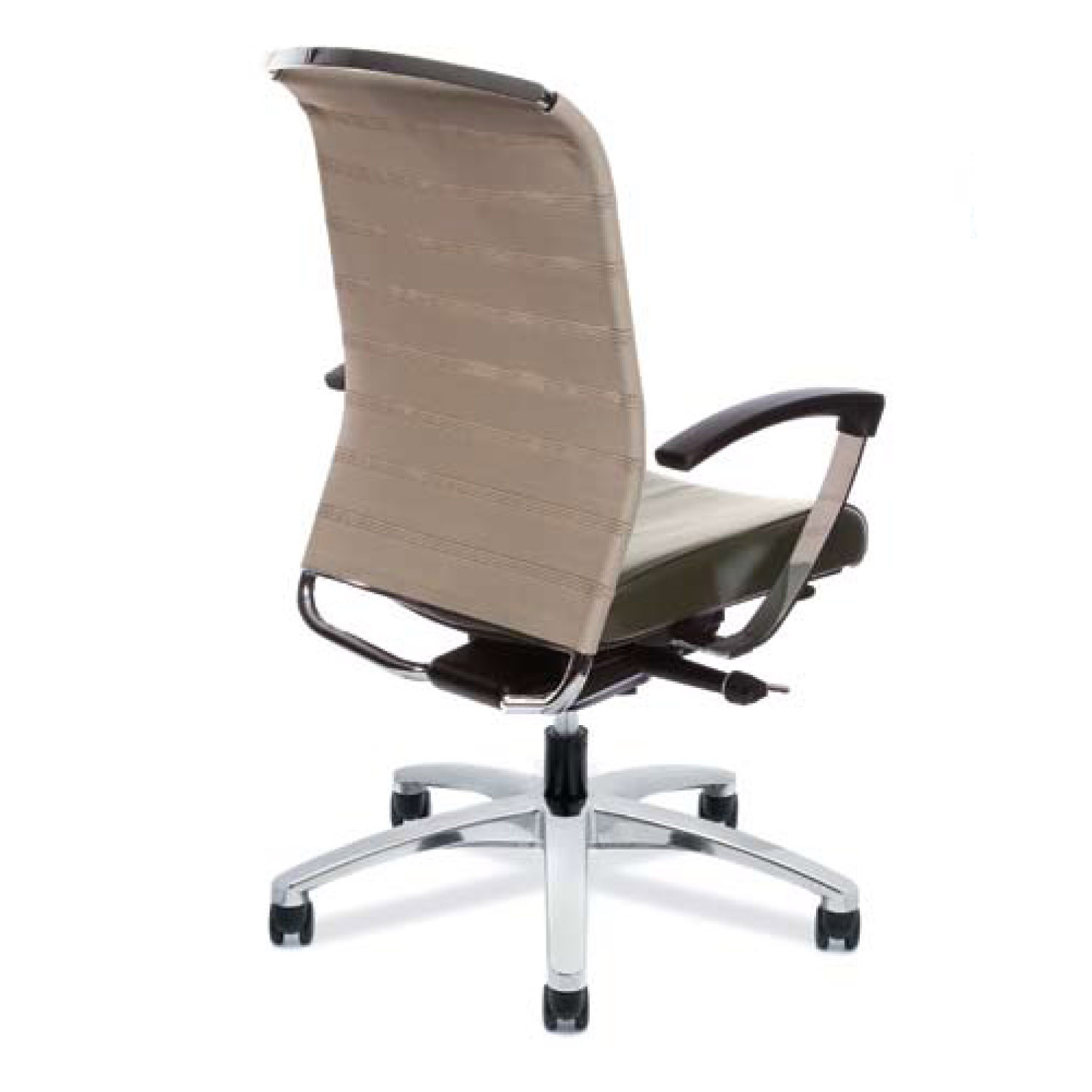 Conte Swivel Chair Rear