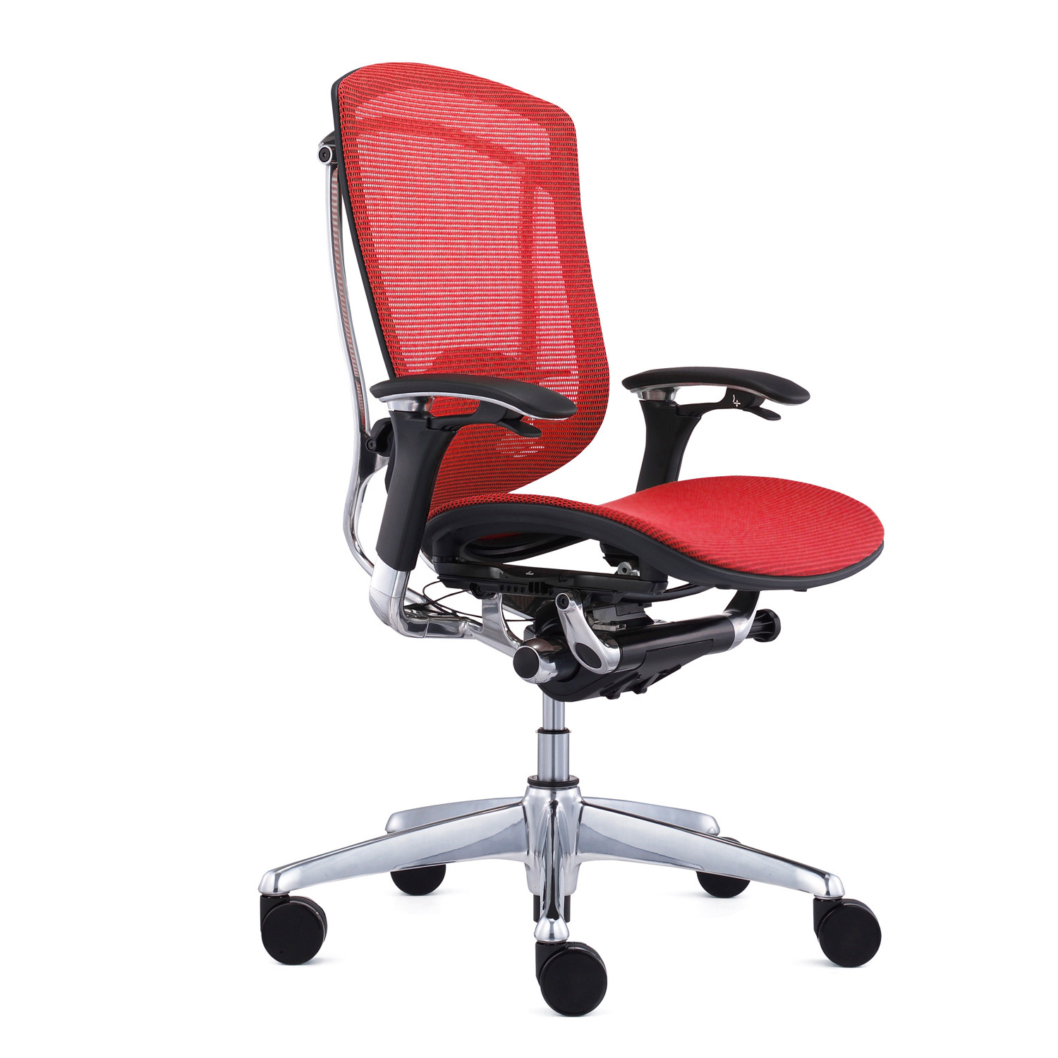 Contessa Chairs Ergonomic Mesh Seating