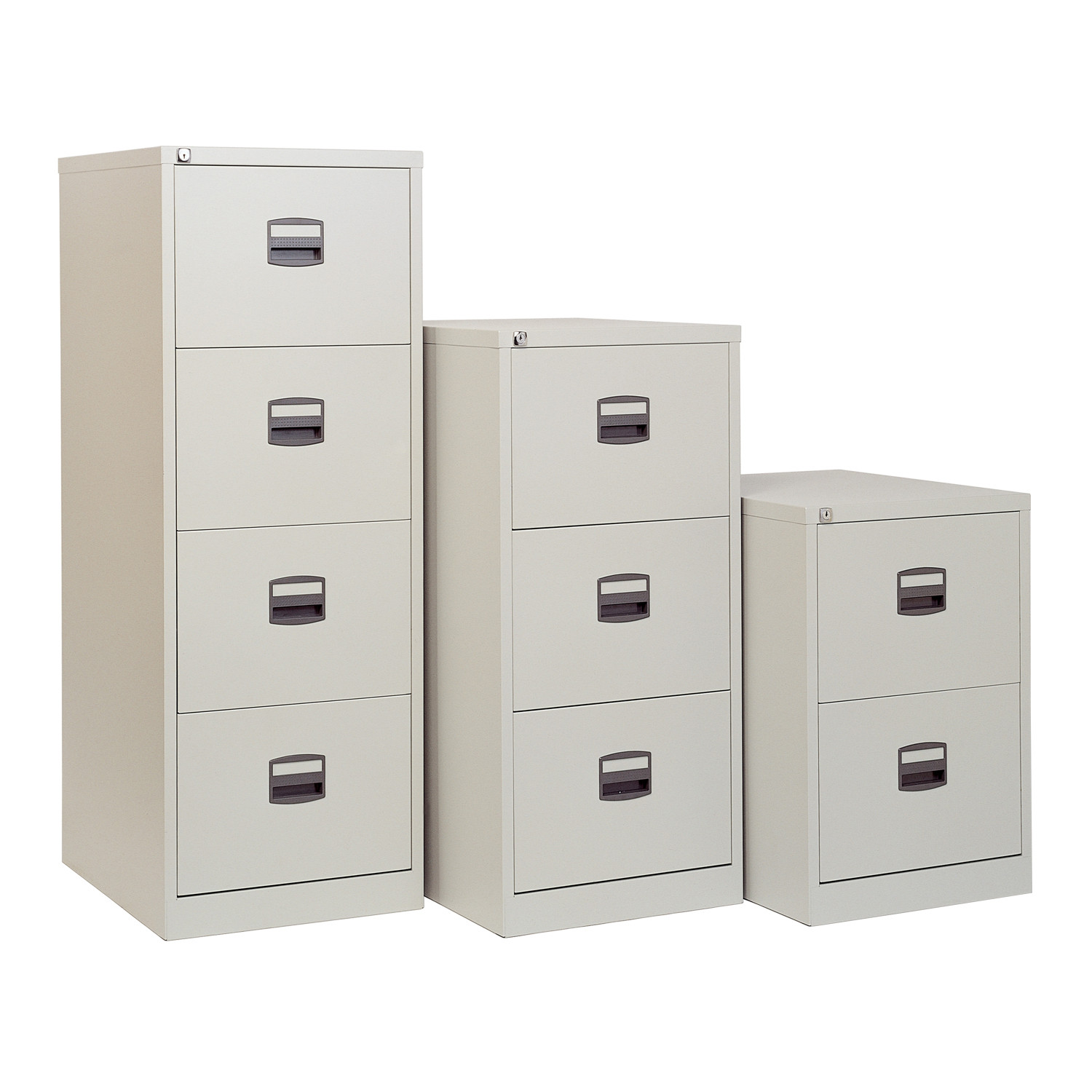 Contract Filing Cabinets  2, 3 and 4 drawer heights