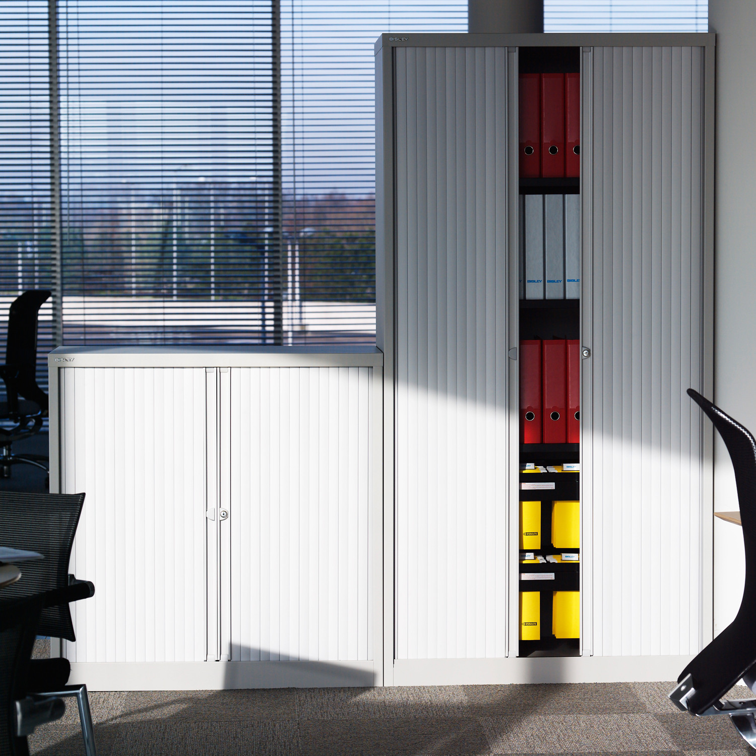 Bisley Contract Side Opening Office Storage