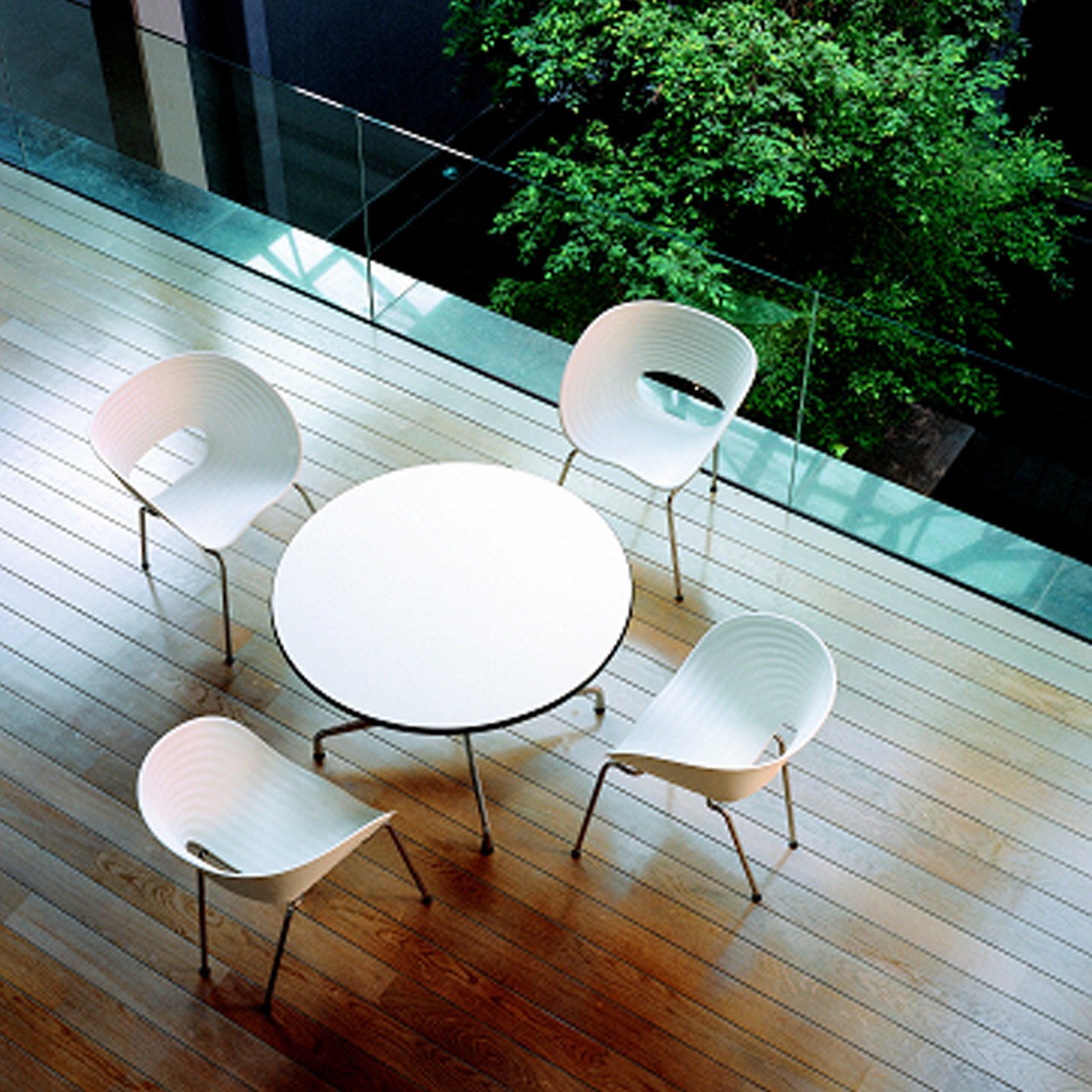 Eames Contract Table