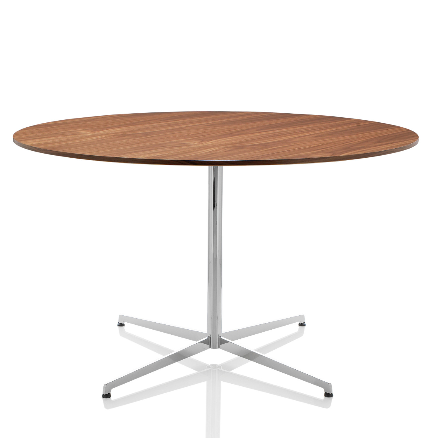 Cooper Table with veneer top