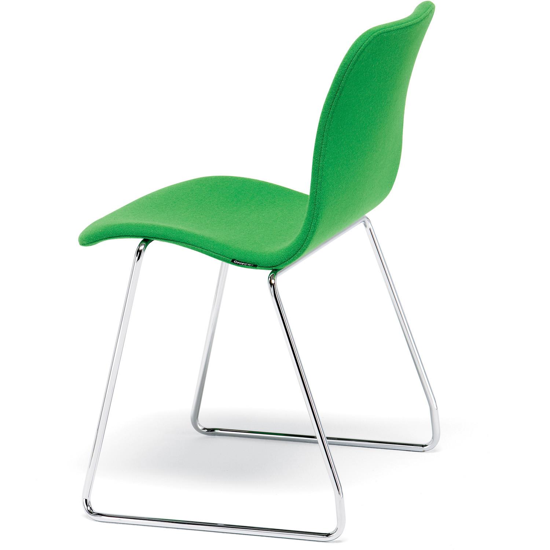 Cornflake Sled Based Chairs