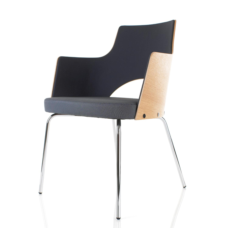 Cortina 4-Legged Armchair