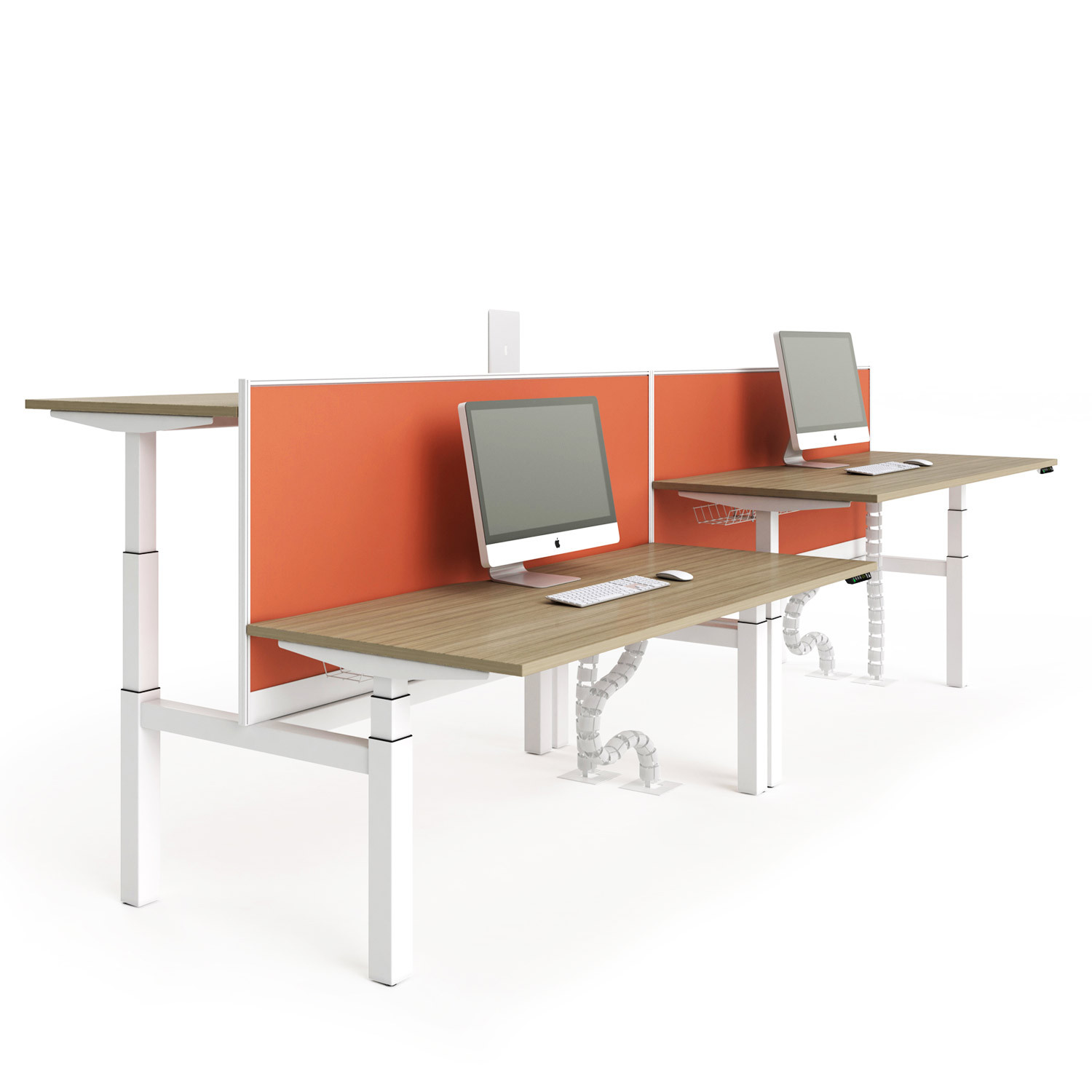 Cosine Sit-Stand Bench Desks