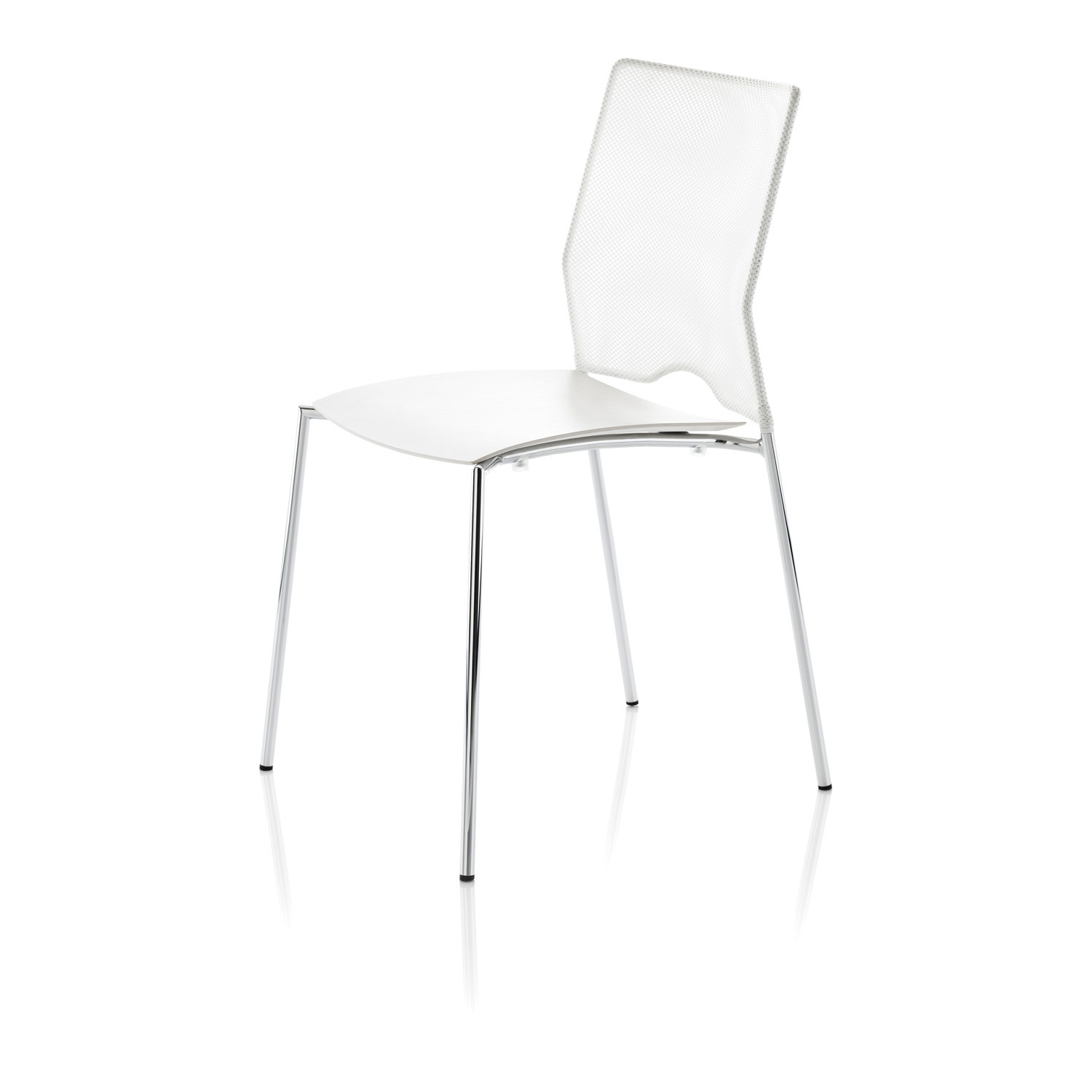 Cosmos Chair in White