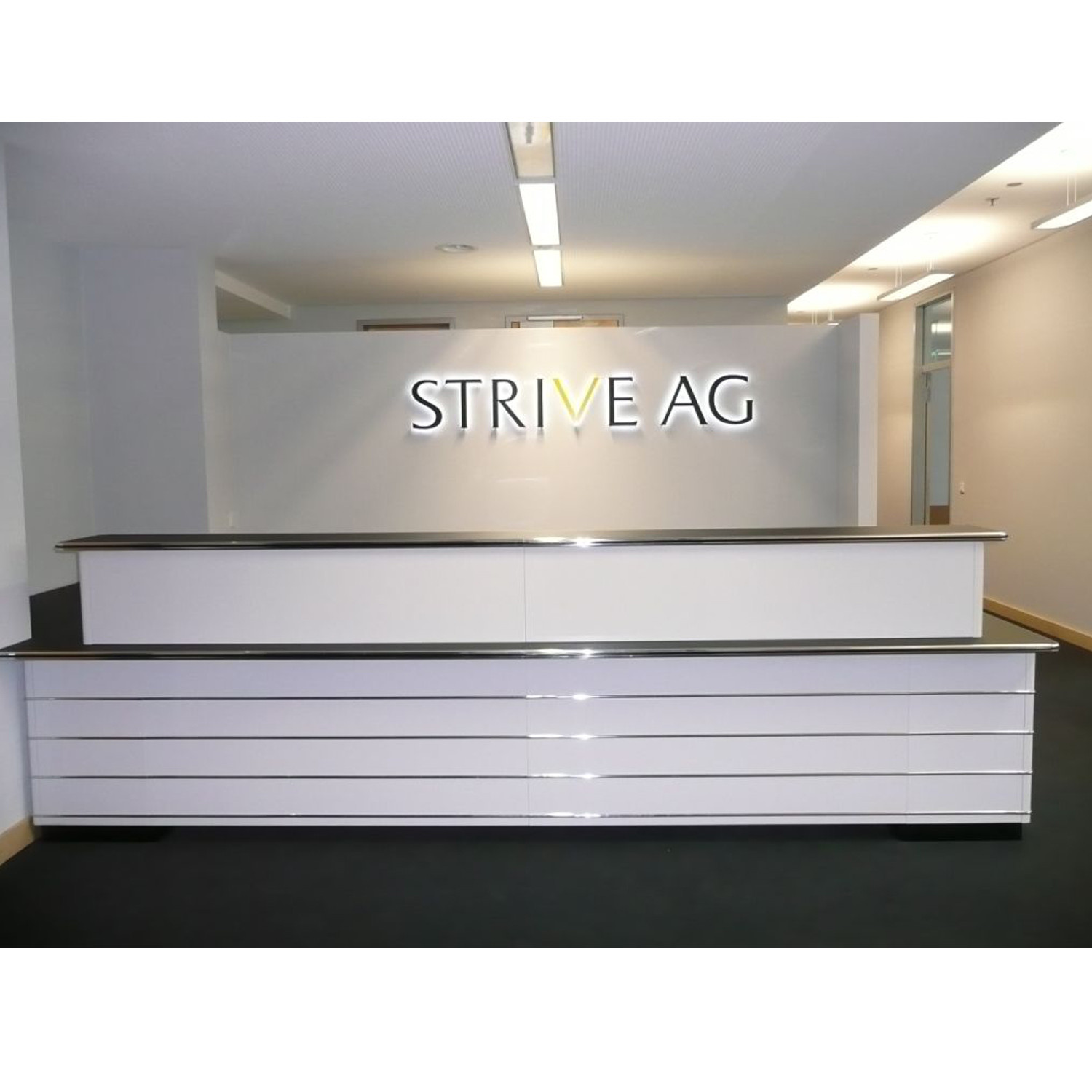 Counter Classic Line Office Reception Desk