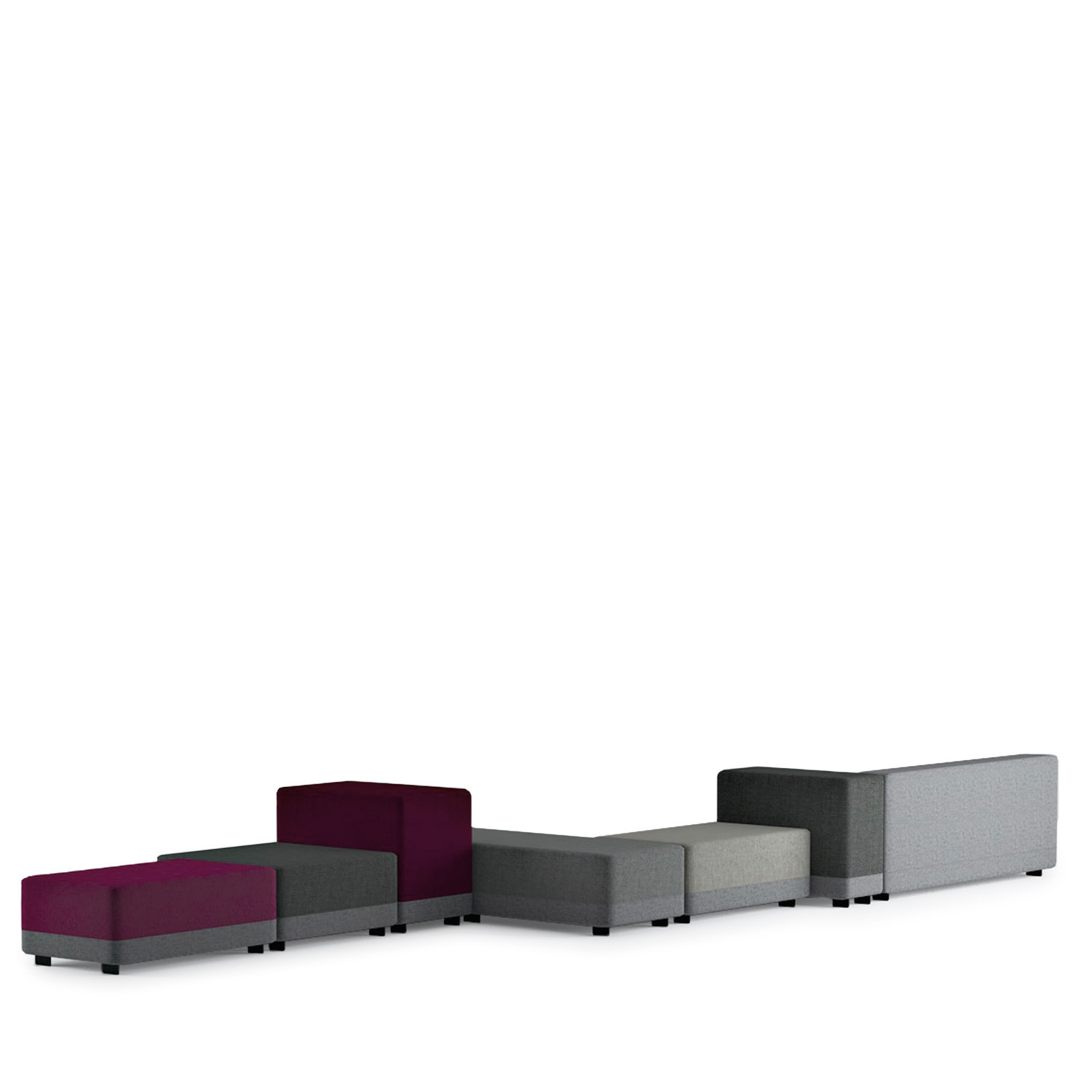 Courage Modular Sofa System