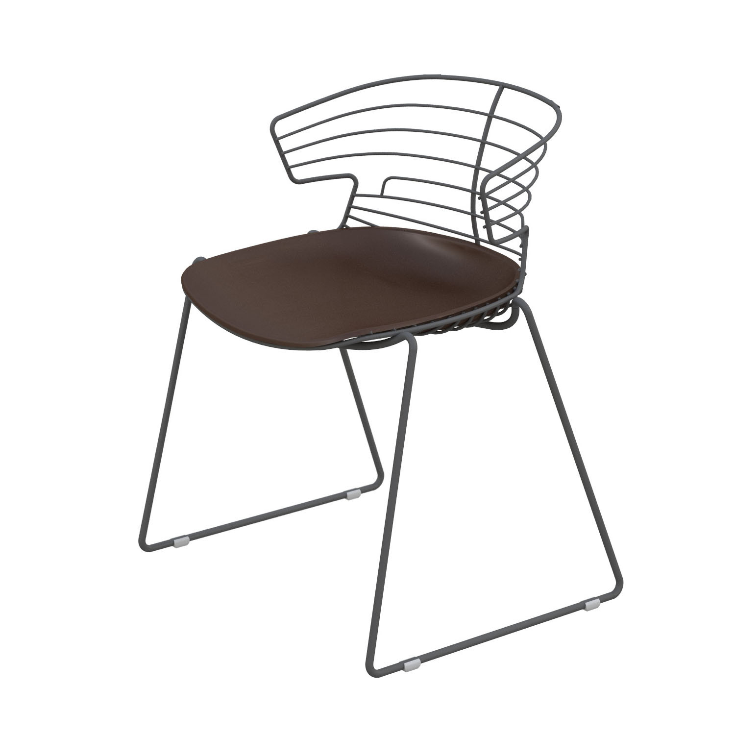Cove Outdoor Chair With Seat Pad