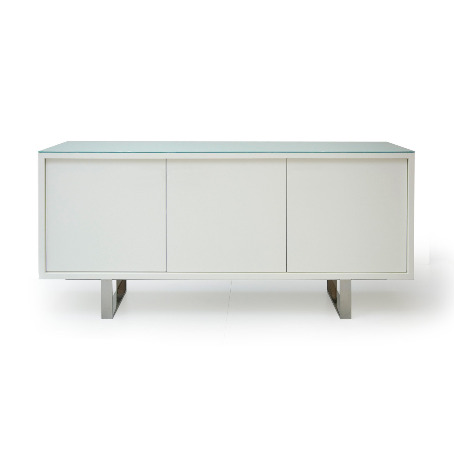 Series 2 Credenza Unit - Back Detail