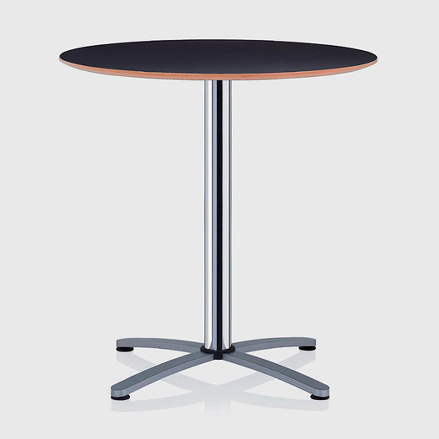 Cross Cafe Table with 4-Star Base