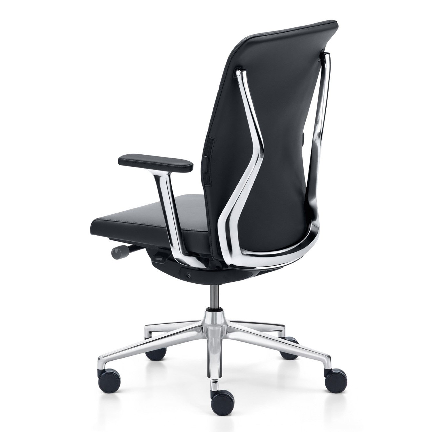 Crossline Prime Swivel Chair back detail