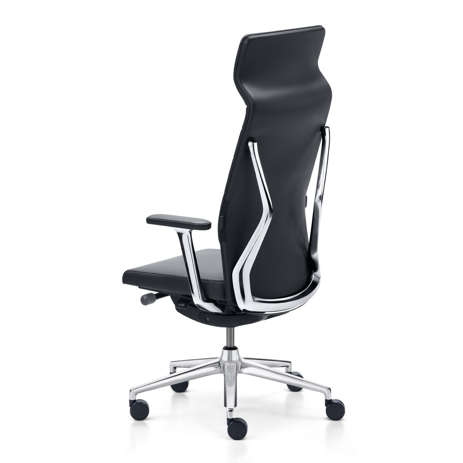 Crossline Prime Executive Chair back detail