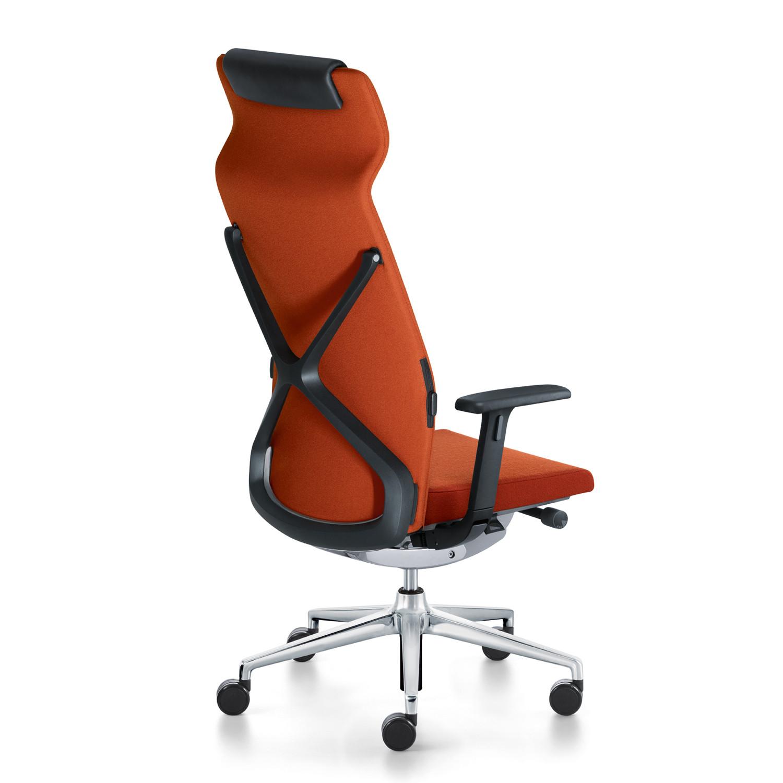 Crossline High Back Office Chair