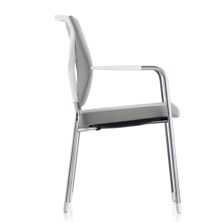 Crossline 4-Leg Armchair