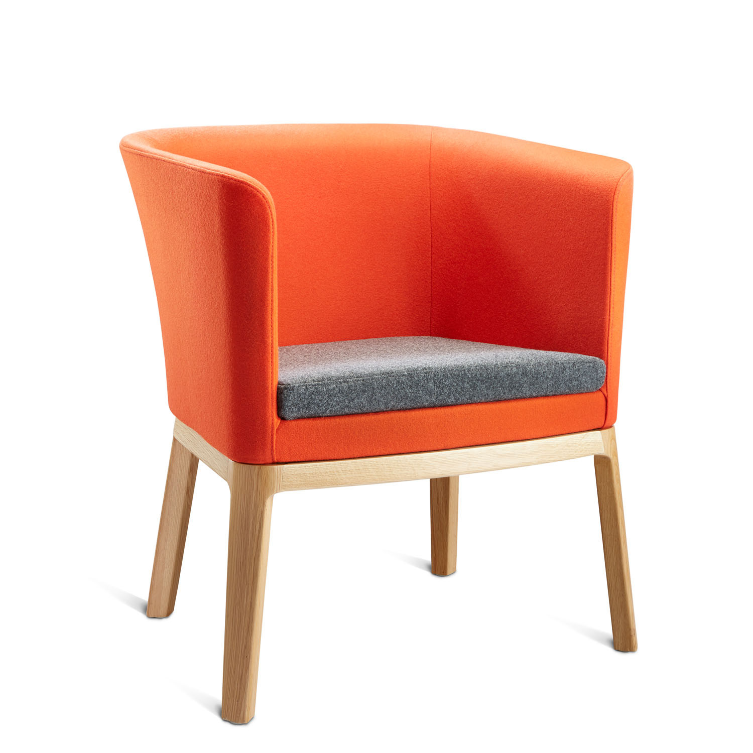 Crown Armchair by Connection