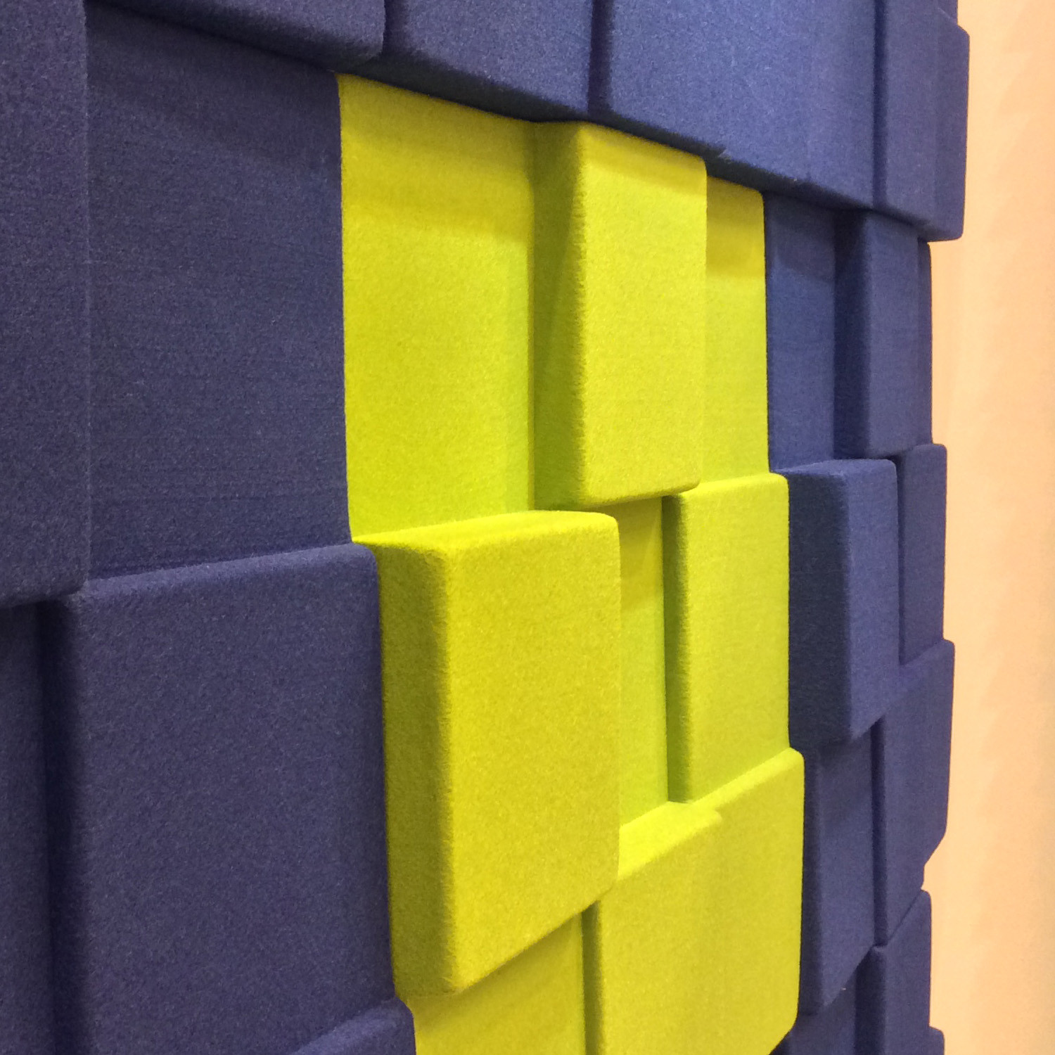 Cubism Acoustic Wall Panels